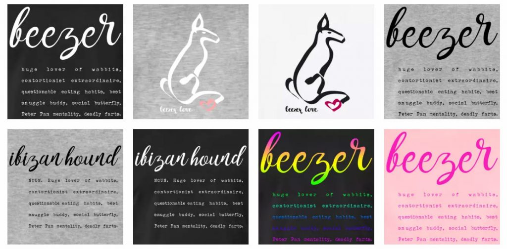 Save the dragonslayers - beezer shirts and mugs, designed for the fundraiser